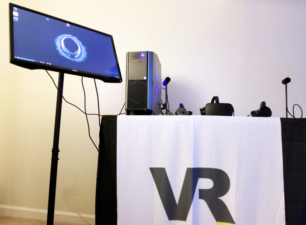 VR Engagement Station