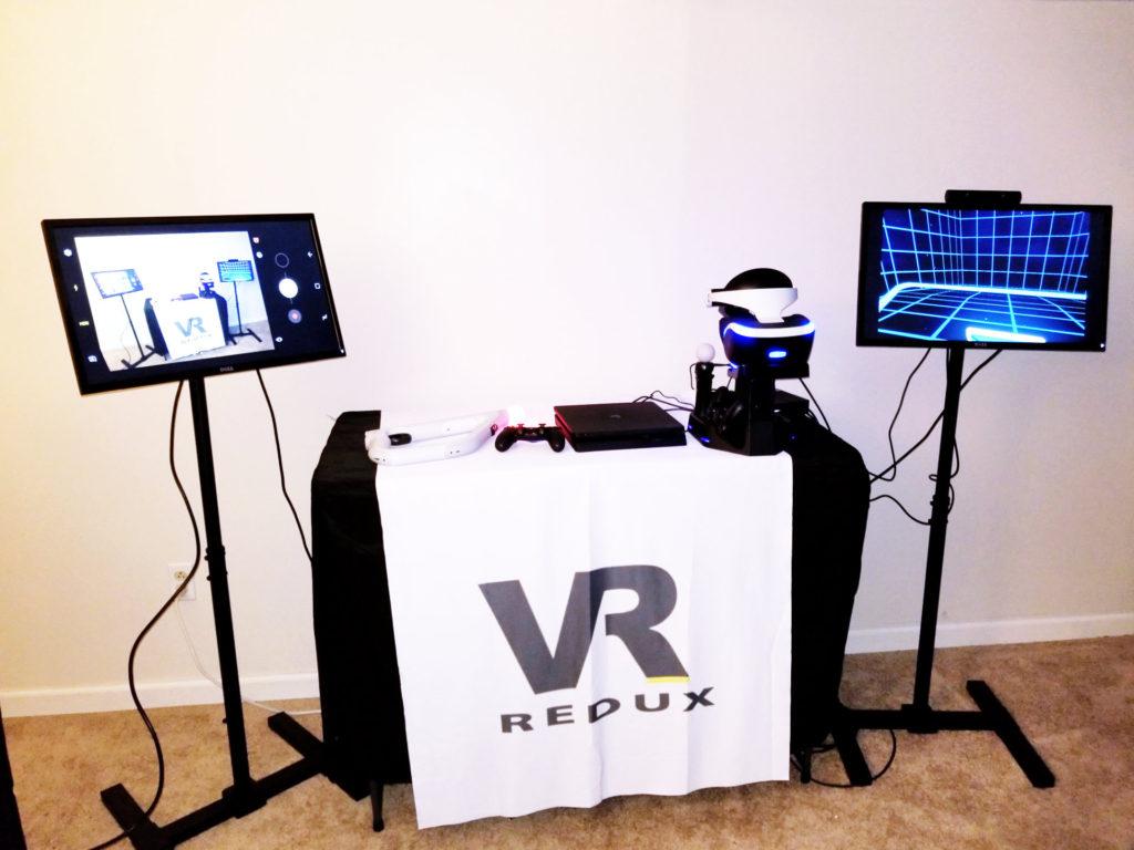 Modular VR Gaming