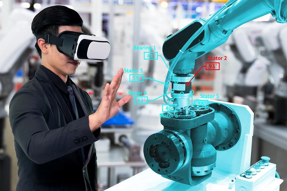 Training in VR