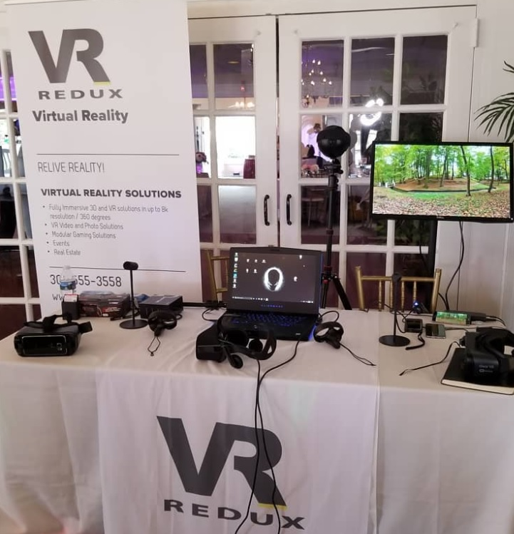 VR Engagement Station 2