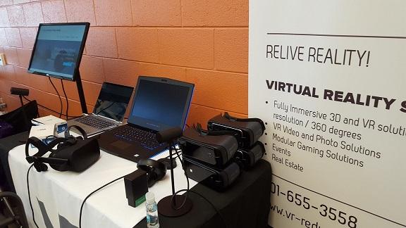 Small Footprint VR